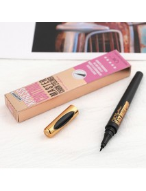 High Quality Smudge-proof Eyeliner Pen Big Eyes Makeup Cosmetics Waterproof Eye Liner Pencil Make up Cool Black Liners Liquid