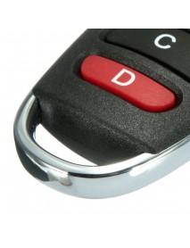 2Pcs DANIU Universal Cloning Cloner 433mhz Electric Gate Garage Door Remote Control Key Fob