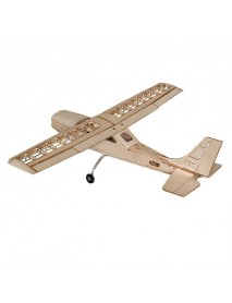Cessna 960mm Wingspan Balsa Wood RC Airplane KIT
