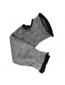 1/2 Pcs Level 5 Anti-cutting Standards Armband Flexible HPPE Cut-resistant Working Safety Arm Sleeve