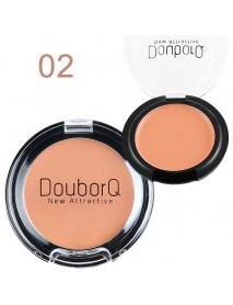 DouborQ brand Concealer 3 Colors Fashion Natural Concealer Fade Wrinkles Dark Eye Circles Natural Long-lasting Face Makeup TSLM1