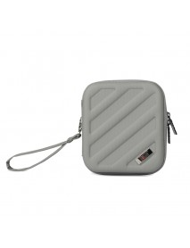 BUBM 2DS-E EVA Shockproof Waterproof Storage Bag Case for Nintendo 2DS Game Console
