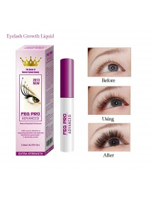 FEG Professional 3ml Eyelash Enhancer Nourishing Eyelash Serum Eyelash Growth Liquid Lash lift Beauty Makeup