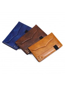Multifunction Silk Grain Folding PU Leather Case Cover For Huawei M5 10.8 Inch Tablet