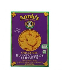 Annie's Homegrown Cheddar Bunny Classic Cracker (12x6.5 Oz)