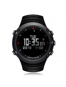 NORTH EDGE ALTAY Compass Barometer Altimeter Temperature Waterproof Swimming Digital Smart Watch