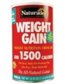 Naturade Sugar Free Weight Gain (1x20.3 Oz)