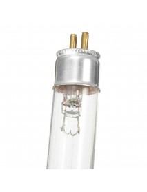 254nm 4W Shortwave UV Lamp Replaceable Bulb Ultraviolet 220V