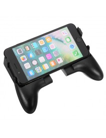 4.5-6 Inch Ajustable Moblile Phone Gamepad Stand Holder Clip for Touch Screen Game