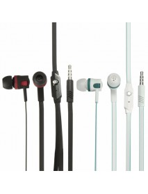 3.5mm Bass Stereo IN-Ear Earphones Headphones Headset With Microphone