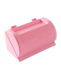 Plastic Waterproof Toilet Paper Holder Toilet Tissue Box Self Adhesive Bathroom Roll