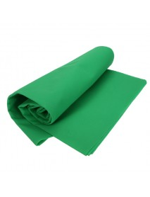 1.6X3m 5X10FT Green Non-woven Photography Studio Backdrop Background