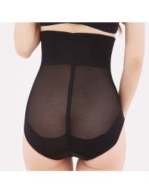 Breathable Hip Lifting Tummy Control Sliming Panties Shapewear