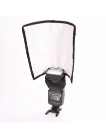 Foldable Speedlight Reflector Speedlite Spotlighting Flash Light Softbox Diffuser