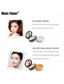 Perfect Pressed Powder+Glitter Loose Powder Mineral Palette Oil-control Long lasting Smooth Texture Women Cosmetics
