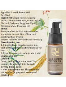 20ml Hair Growth Treatment Hair Loss Spray Hair Essence Oil