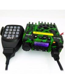 QYT KT-8900 Mini Mobile Radio Dual band V/UHF136-174/400-480MHz Transceiver Camouflage Color