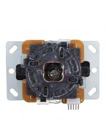 2Pcs Zero Delay Arcade Game Controller USB Joystick Kit for MAME