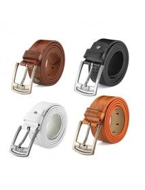110CM Mens PU Leather Cowboy Belt Leisure Wild Porous Rivet Punk Pin Belt Waistband Strips