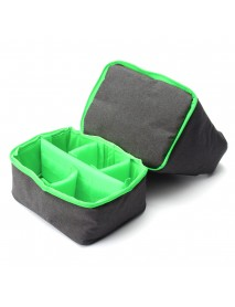 Y45 Camera Bag Pouch Case DSLR SLR Lens Waterproof Shockproof for Canon for Nikon for Sony