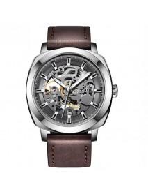 BENYAR 5121 Fashion Men Watch Waterproof Luminous Display Automatic Mechanical Watch