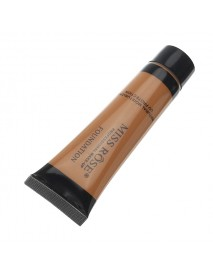 Miss Rose Liquid Foundation Sun Block Highlighter Concealer Brighten Moisturizer Face Makeup Cream