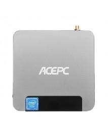 ACEPC T9 Intel Z8350 4GB RAM 32GB ROM 5G WIFI Bluetooth 4.0 USB3.0 TV Box Support Windows 10