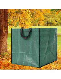 Reusable Waterproof Portable Duty Garden Waste Bag Refuse Sack Leaves Grass Bin