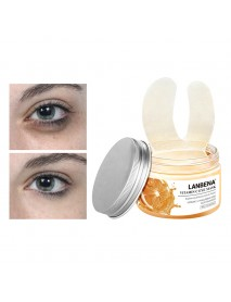 Functional Eye Mask Soothes Wrinkles Removes Edema Anti Aging Lifts Tightens Eye Mask