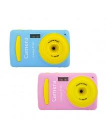 Pink Blue 16MP 720P Mini Children Kids 2.4 TFT Screen Card Camera
