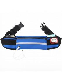 Chiluhu 008 Waterproof Running Belt Sports Waist Bag Phone Case for under 6.2 inches Smartphone