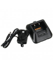 Radio Original Desktop Battery Charger Base Power Adapter Fit for Baofeng UV-5R