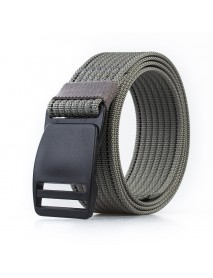 125CM Durable Nylon Military Belt Outdoor Sport Quick Adjustable Tactical Waistband