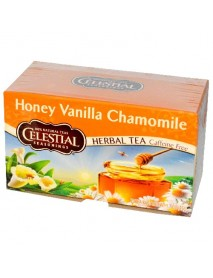 Celestial Seasonings Honey Vanilla Chamomile Herb Tea (6x20bag)