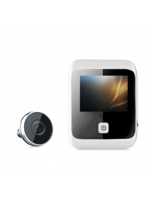 3 inch TFT 1MP 120 Degree Zinc Alloy Outdoor Peephole Viewer Camera Video Doorbell Intercom