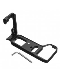 QR L Plate Bracket Camera Grip Holder Quick Release Plate for Sony A7 R III ILCE-7RM3