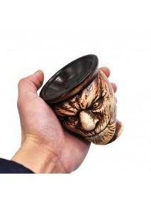68MM Bowl Head Shisha Ceramic Pot Water Pot Witch Shaped Bowl Holder