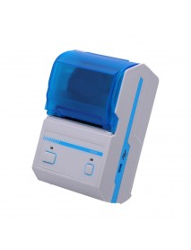Milestone MHT-L5801 Portable Bluetooth Thermal Printer 58mm Pos Receipt Printer Barcode Printer