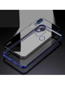 Bakeey Electroplate Transparent Hard PC Back Cover Protective Case for Huawei P20 Lite Nova 3e