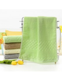 KCASA KC-BR226 Pure Thicken Super Absorbent Towel 100% Cotton Hand Beach Towels Pattern