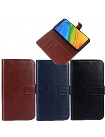 Bakeey Flip Shockproof With Card Solt Full Cover PU Leather Protective Case For Xiaomi Pocophone F1