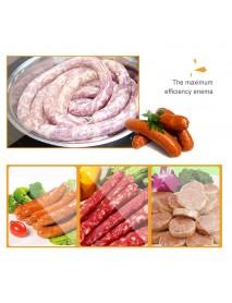 Meat Grinder 5 Manual Aluminum Alloy Household Multi-function Cooking Machine Pressure Enema Flour N