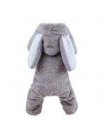 Winter Warm Animal Pet Dog Cat Costume Puppy Soft Warm Coat for Autumn Winter Pet Coats