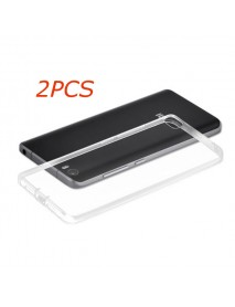 Bakeey 2PCS Ultra Thin Clear Transparent Soft TPU Back Case For Xiaomi Mi5 Mi 5