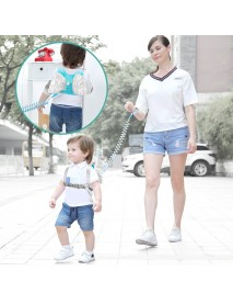 2 in 1 Anti-Lost Kids Toddler Leash & Harness, Toddler Child Safety Security Harness Buddy, Mommys Helper