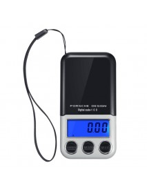 100g0.01g-600g/0.1g MiNi Portable Electronic Digital Jewelry Scale