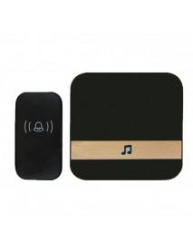 52 Chimes Wireless Music Door Bell Home Waterproof Cordless Digital Doorbell 300M