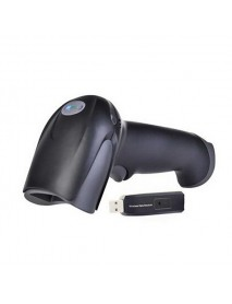 FJ-6 Wireless Barcode Scanner POS Handy Portable Barcode Reader
