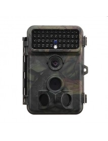 E1 IP66 Waterproof 1080P 16MP 90 Degree 2.4 Inch Screen Wildlife Hunting Trail Camera