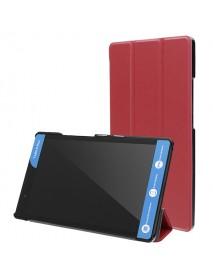 Triple folded Case cover for Lenovo P8 TB-8703F Lenovo Tab 3 8 Plus